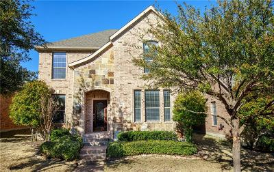 North Richland Hills Single Family Home Active Kick Out: 7905 Creek View Drive