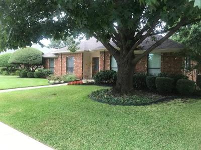 Carrollton Single Family Home For Sale: 4215 N Cliff Drive