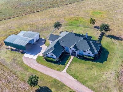 Alvarado Single Family Home For Sale: 7100 County Road 604
