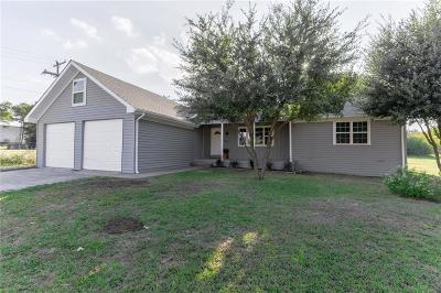 Mansfield Single Family Home Active Option Contract: 600 Patterson Drive