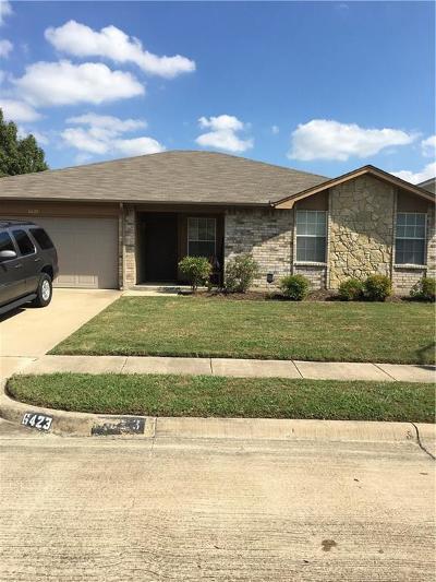 Arlington TX Single Family Home Active Option Contract: $164,900