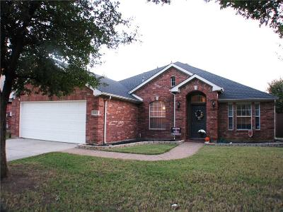 Corinth Single Family Home For Sale: 1612 Mallard Drive