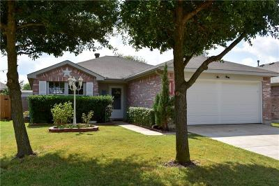 Forney Single Family Home Active Option Contract: 2008 Brook Meadow Drive