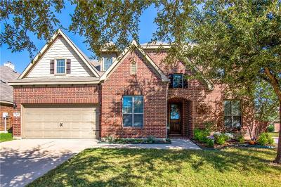 Fort Worth Single Family Home For Sale: 3545 Confidence Drive
