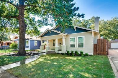 Dallas Single Family Home For Sale: 209 S Brighton Avenue