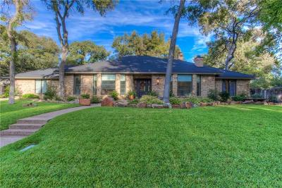 Fort Worth Single Family Home For Sale: 4774 Overton Woods Drive