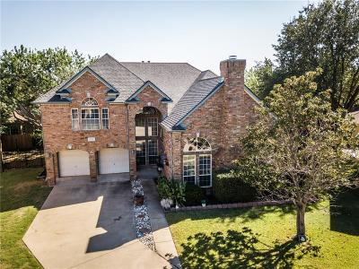 Flower Mound Single Family Home For Sale: 1709 Forest Oak Court