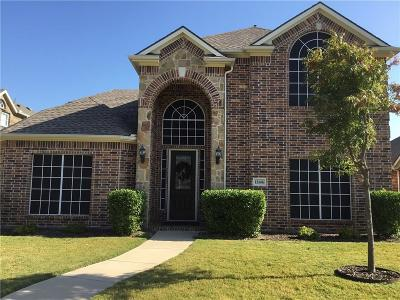 Frisco Single Family Home For Sale: 13146 Janet Drive