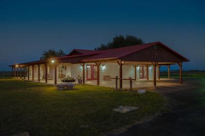 Cleburne Single Family Home For Sale: 5253 Fm 1434