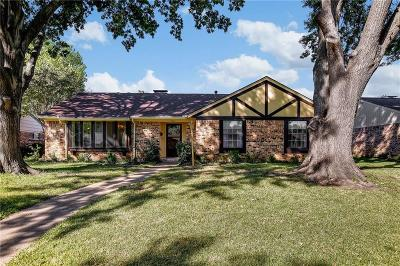 Farmers Branch Single Family Home For Sale: 2821 Maydelle Lane