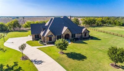 Celina Single Family Home Active Option Contract: 3400 N Preston Lakes Drive