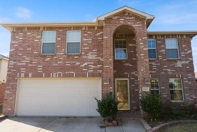 Denton Single Family Home For Sale: 3200 Groveland Terrace