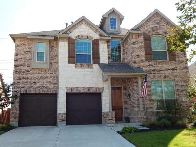 Plano Single Family Home For Sale: 1816 Brown Stone Drive