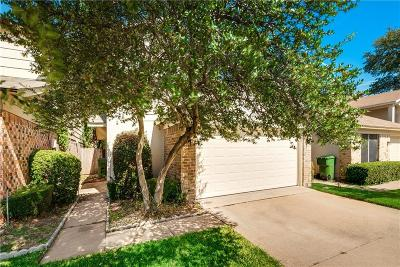 Garland Townhouse Active Option Contract: 2923 Nova Drive