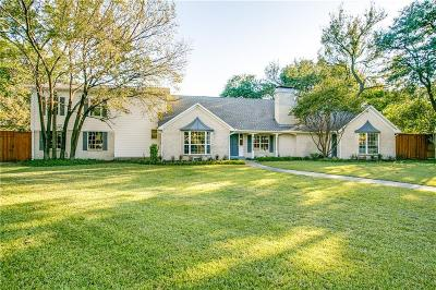 Dallas Single Family Home For Sale: 4532 Goodfellow Drive