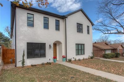 Fort Worth Townhouse For Sale: 3422 W 6th Street