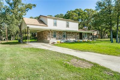 Parker County Single Family Home For Sale: 1628 Tanglewood Drive