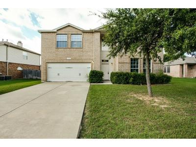 Denton Single Family Home For Sale: 1312 White Dove Lane