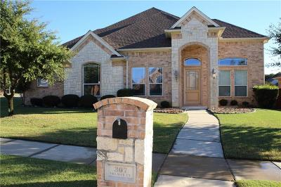Colleyville Single Family Home For Sale: 307 Del Mar Court