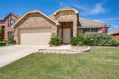 Forney Single Family Home For Sale: 2012 Rains County Road