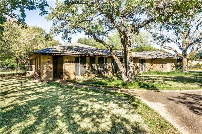 Willow Park Single Family Home For Sale: 3020 Yucca Road