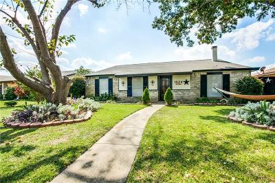 Garland Single Family Home For Sale: 1824 Angelina Drive