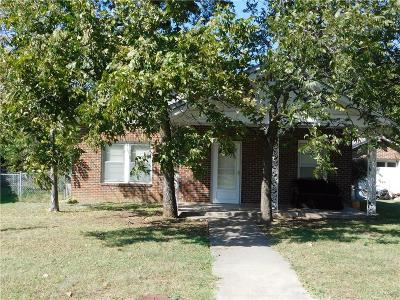 Palo Pinto County Single Family Home For Sale: 1215 1st Avenue