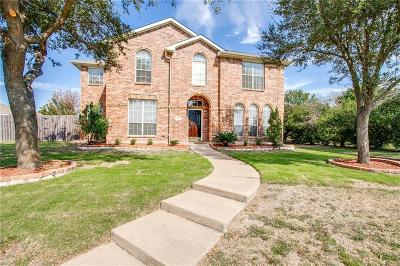 Mesquite Single Family Home For Sale: 2827 Riverbrook Circle