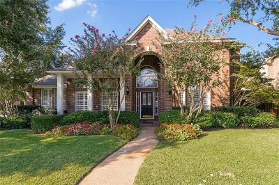 Coppell Single Family Home For Sale: 210 Walnut Grove Lane
