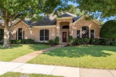 Rowlett Single Family Home For Sale: 2301 Hillside Drive