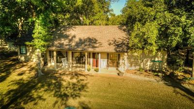 Weatherford Single Family Home For Sale: 640 Wood Hollow Drive