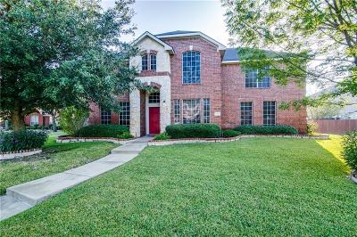 Rowlett Single Family Home For Sale: 6402 Richmond Court