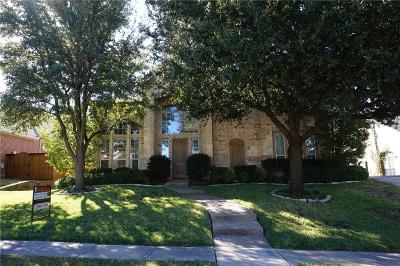 Carrollton Single Family Home Active Option Contract: 2640 Creekway Drive