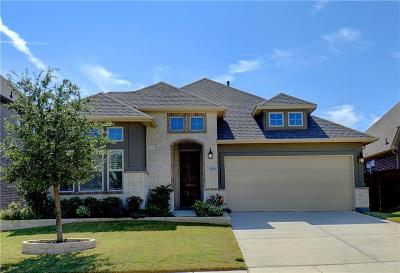 Mckinney Single Family Home For Sale: 1021 Llano Falls Drive