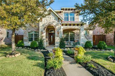 Frisco Single Family Home Active Option Contract: 3188 Camden Bluff Road
