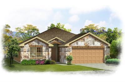Terrell Single Family Home For Sale: 112 Brushy Creek Lane