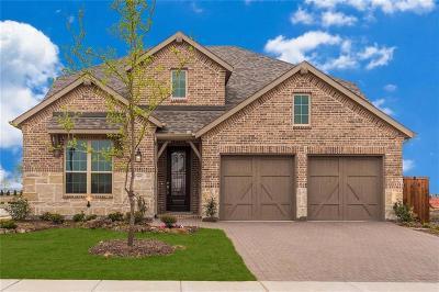 Prosper Single Family Home For Sale: 640 Katelyn