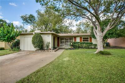 Dallas Single Family Home For Sale: 11611 Fernald Avenue