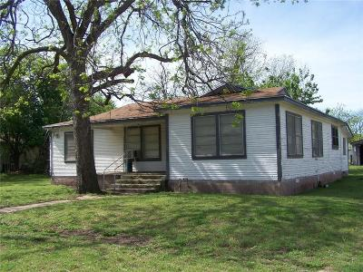 Eastland County Single Family Home For Sale: 524 Roberts