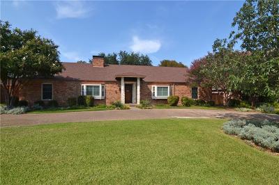 Single Family Home For Sale: 4863 Allencrest Lane