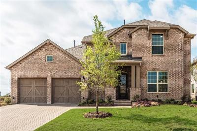 Prosper Single Family Home For Sale: 1681 Oakcrest