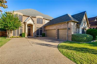 Mansfield Single Family Home For Sale: 3207 Vista Lake Circle