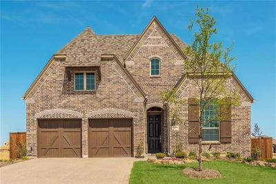 Prosper Single Family Home For Sale: 1670 Trellis Drive