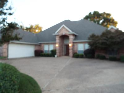 Mansfield Single Family Home Active Option Contract: 823 Riviera Drive