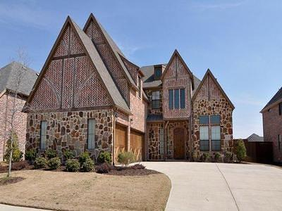 Frisco Single Family Home Active Contingent: 6782 Irongate