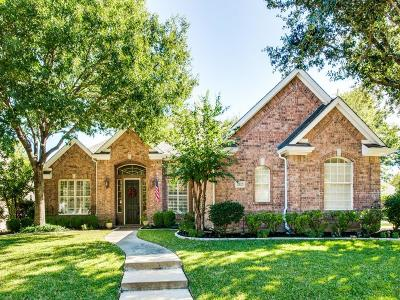 Mckinney Single Family Home For Sale: 2813 Whitetail Court