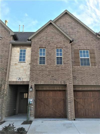 Lewisville Residential Lease For Lease: 572 Waterloo Drive
