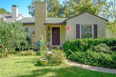 Dallas Single Family Home For Sale: 8610 Santa Clara Drive