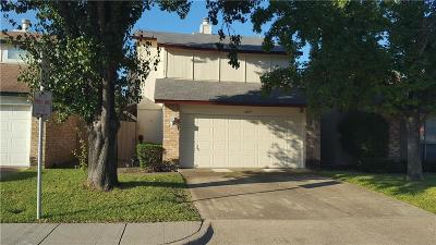 Garland Single Family Home For Sale: 2805 Southern Cross Drive