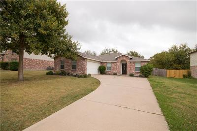 Rockwall Single Family Home Active Option Contract: 1661 Chesterwood Drive